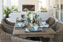 The Classic Look of Wicker / Patio Furniture - The Classic Look of Wicker #wickerfurniture