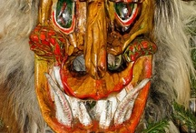 """Carnival in Slovenia / Slovenia puts on a different face for the carnival week. Festivals in different towns and villages invite masked visitors from around the country and beyond to, according to the tradition, """"drive the winter away""""."""