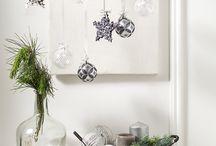 Navidad 2016 / Disfruta de este board lleno de lindas ideas para decorar tu casa esta Navidad.