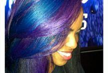 hair & eYe possibilities / would try / by Latisha Calhoun