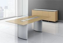 Avion Conference Tables and Credenzas