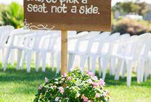 Bröllop / Idéer till min väns bröllop :)