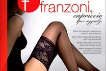 Колготки и чулки FRANZONI / В нашем магазине представлены разнообразные колготки и чулки FRANZONI, купить которые может любая женщина. Получить более подробную информацию и купить понравившиеся модели Вы можете перейдя по ссылке на страничке товара.