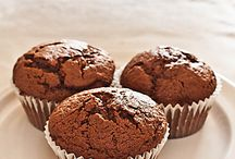 MUFFINS de CHOCOLATE// con CHOCOLATE