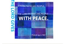 Peace / by NIV Bible by Zondervan