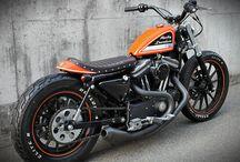Harley 883 / Custom