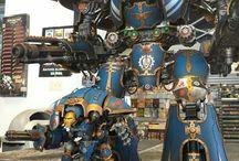 Imperial Titans