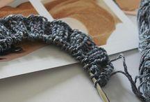 Fuzzy Wuzzy / We knit!