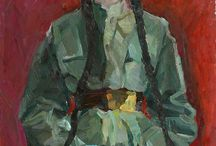 Portrait, figurative / My original artworks by portrait, figurative