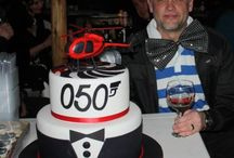 James Bond - Hubby's 50th / Hubby's Big Party