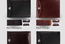 Slim Wallets For Men / Slim men's wallets made with quality and colour