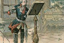 Frederik de grote Sans soucci