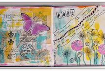 Art Journal by Mina
