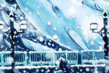 Киты / Картинки, фото и рисунки с китами