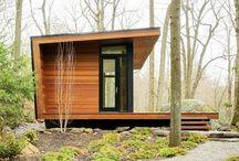 Small modern homes