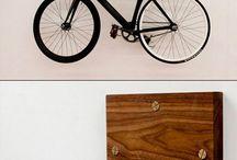 Wieszaki na rower