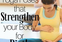 Workout for pregnant ladies
