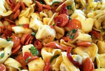 All things pasta salad / by Rachel Kurland