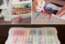 Çocuk odası organize