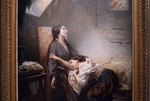 19 Century Religious Painting / Religious Painters from XIX Century