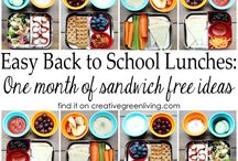 Kids - School Lunches