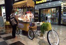 Bikefood Pipocando Gourmet
