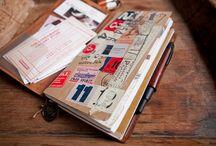Dori (all things Midori and Travel Journals)