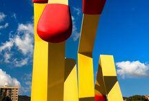 public art / street art & installations