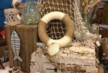 Морской стиль для праздника