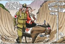 Political Cartoons Australia / Political Cartoons Australia / by SparkyOne