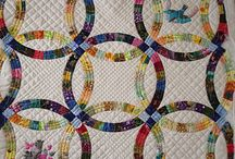 wedding ring quilts