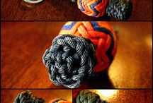 Decorative Knotwork / Other than practical uses for rope and knots