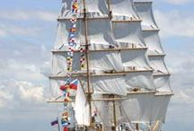 Sailing Adventures / Sailing adventures aboard tall ships