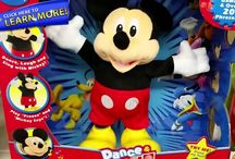 Mickey Mouse Toys : Dance and Shout Mickey Mouse fun Toddler Toys for Mickey Mouse Club