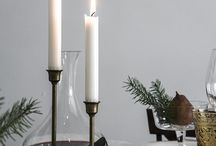 christmas styling / ideas for christmas stylings