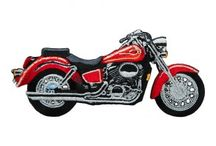 New Honda Patches / OFFICIALLY LICENSED HONDA MOTORCYCLE & HONDA POWERSPORTS EMBROIDERED PATCHES!