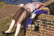 Dead Women in Fashion