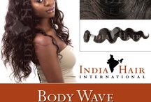 Indian Body Wave / RSD Steam Permed Body Wave 100% Human Hair