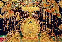 BUDDHA and symbols