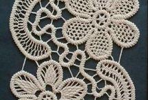 бриды венгерское вязание