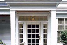 House- entry ways