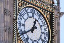 Maps,Clocks, Globes and Keys