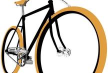 Bikes and Scooters / Mijn interesse in vervoersmiddelen