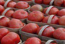 Farmer's Market & Produce Tips