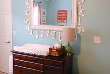 Nursery / by Molly Sasek