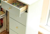 Revamped chest of drawer
