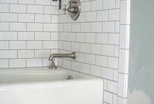 Bathroom remodels / by Ashley Ramirez Scott