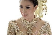 wedding details kebaya