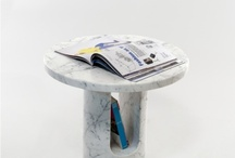 U-turn / U-turn side table  