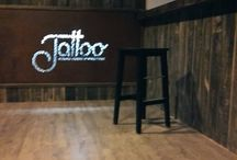 Tattoo Cafe Bar / Cafe Bar and Tattoo Studio